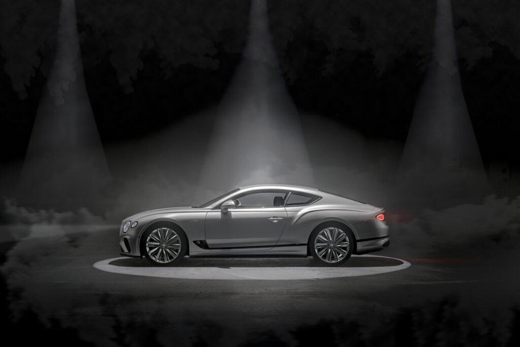 Bentley Continental GT Speed-7