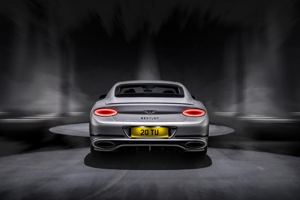Bentley Continental GT Speed-8