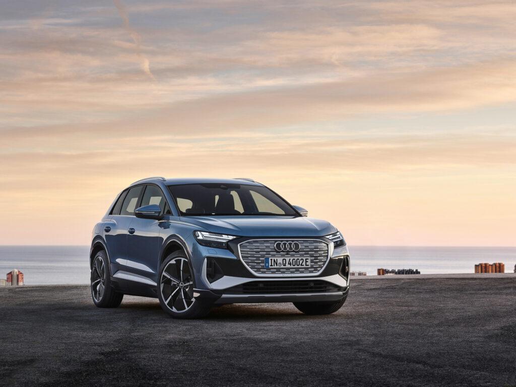 Audi Q4 e-tron-7
