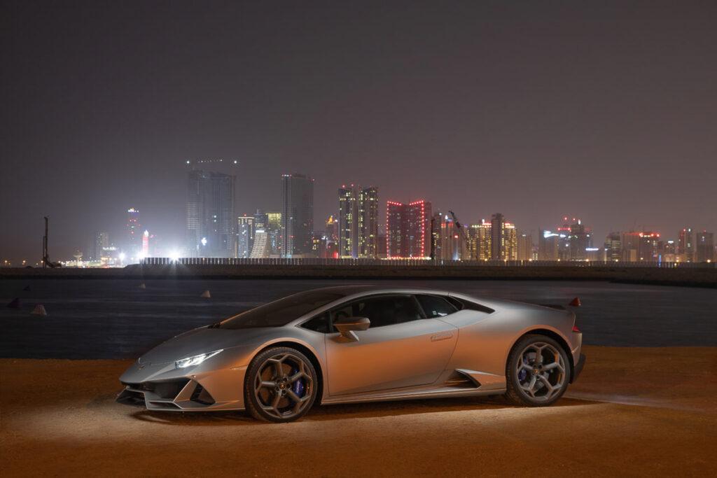 Lamborghini Huracan EVO 2021-2