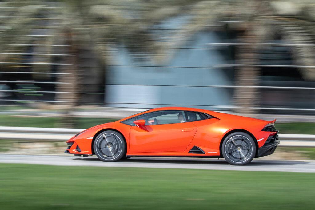 Lamborghini Huracan EVO 2021-3