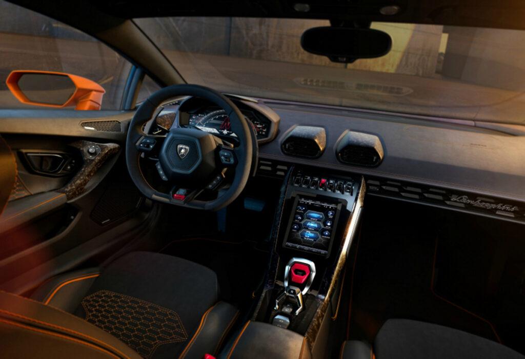 Lamborghini Huracan EVO 2021-9