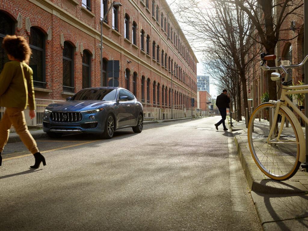 Maserati Levante Hybrid-4