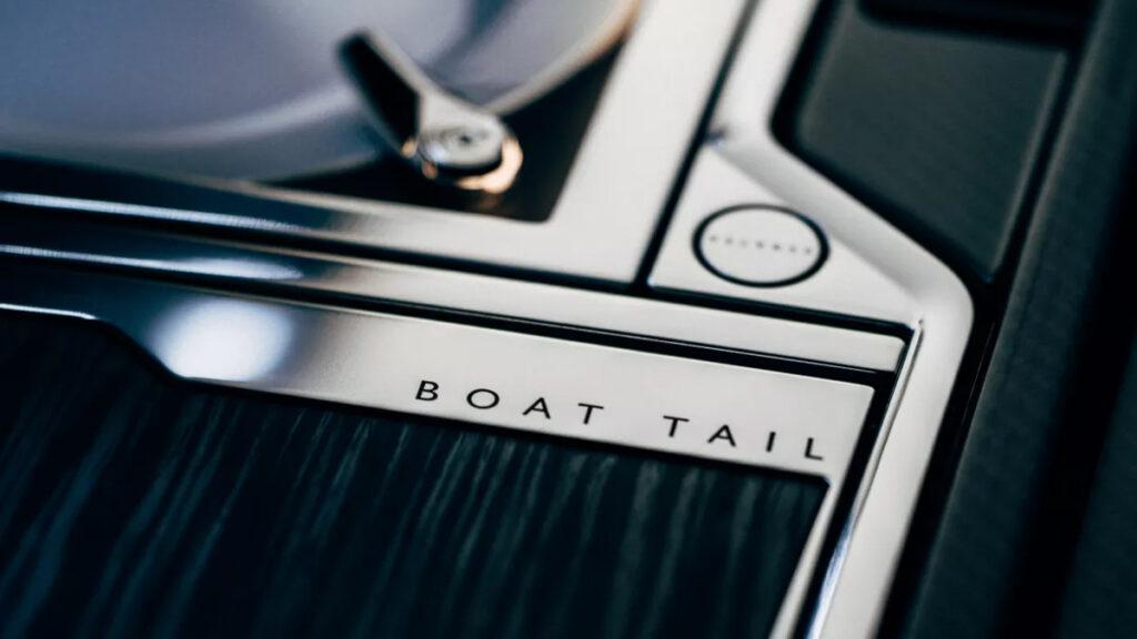 Rolls-Royce Boat Tail-5