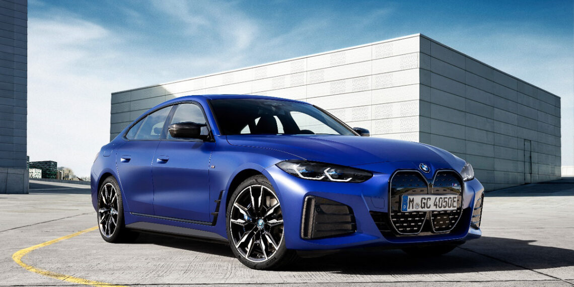 BMW i4 Gran Coupé