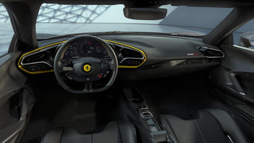 Ferrari 296 GTB-12