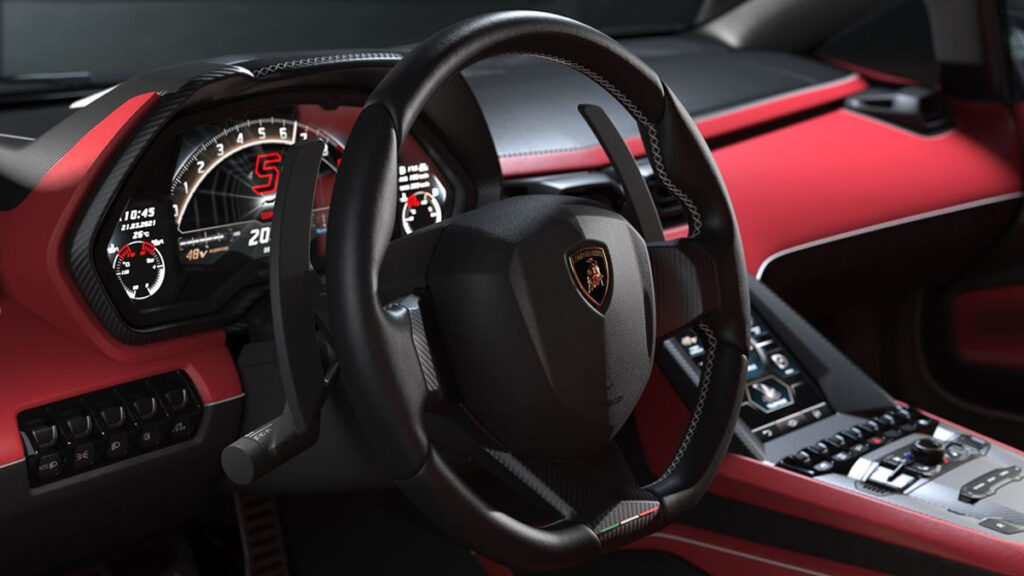 Lamborghini Countach-9
