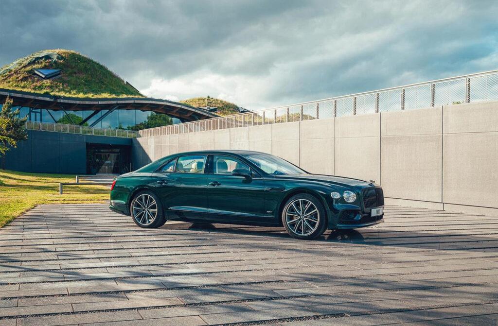 Bentley Flying Spur Hybrid-3