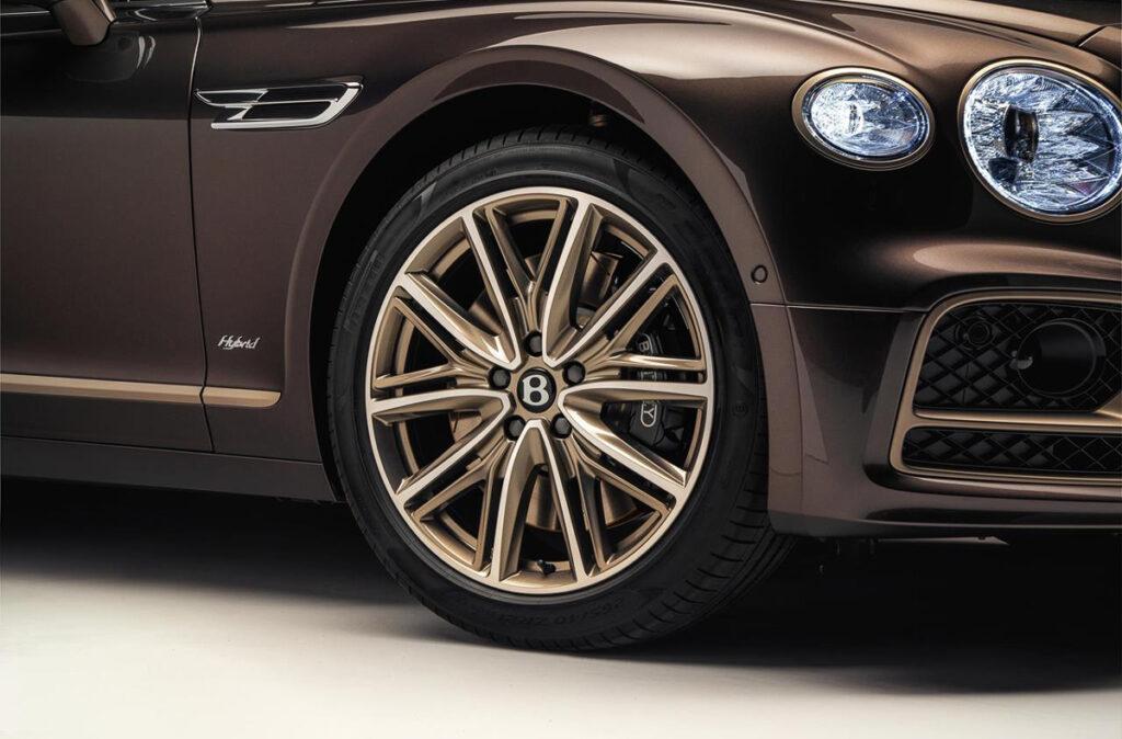 Bentley Flying Spur Hybrid-4