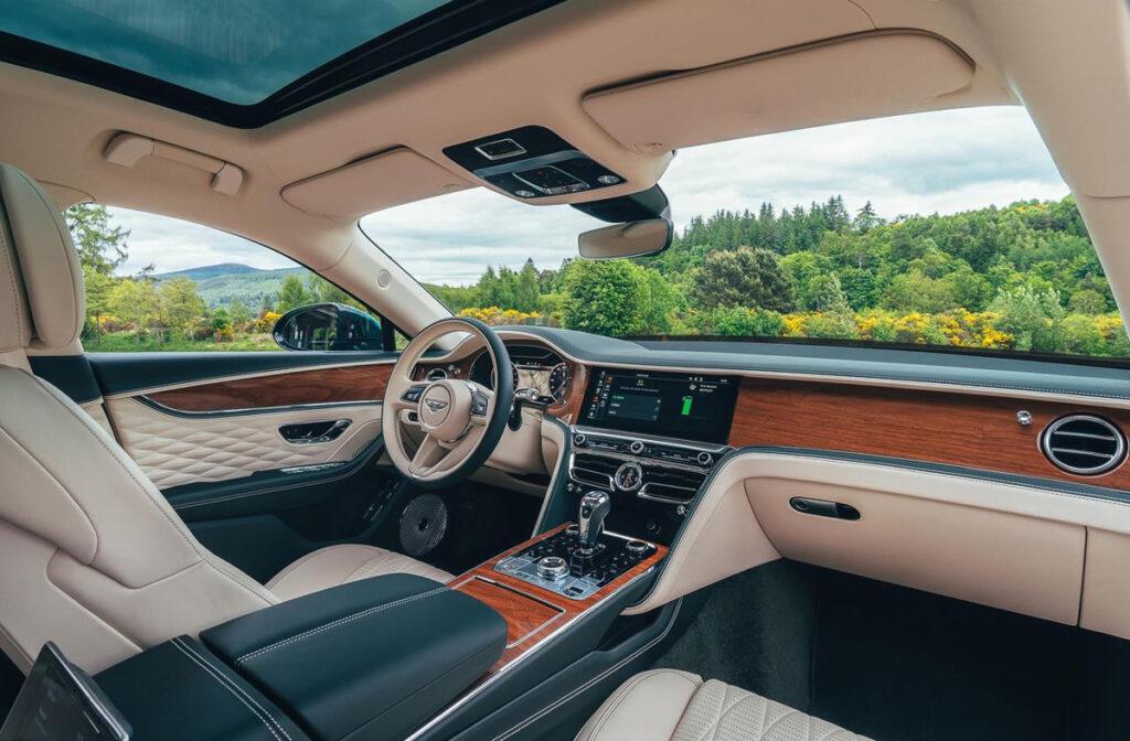 Bentley Flying Spur Hybrid-5