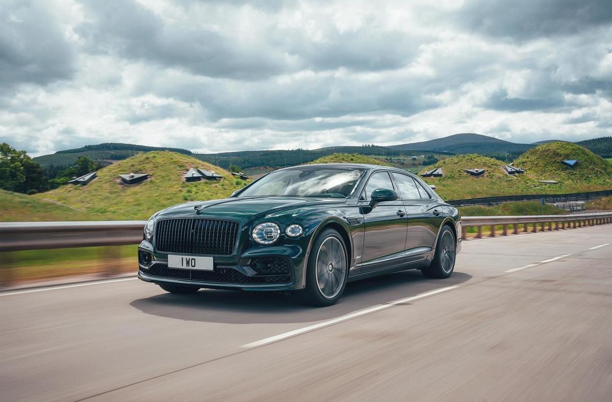 Bentley Flying Spur Hybrid