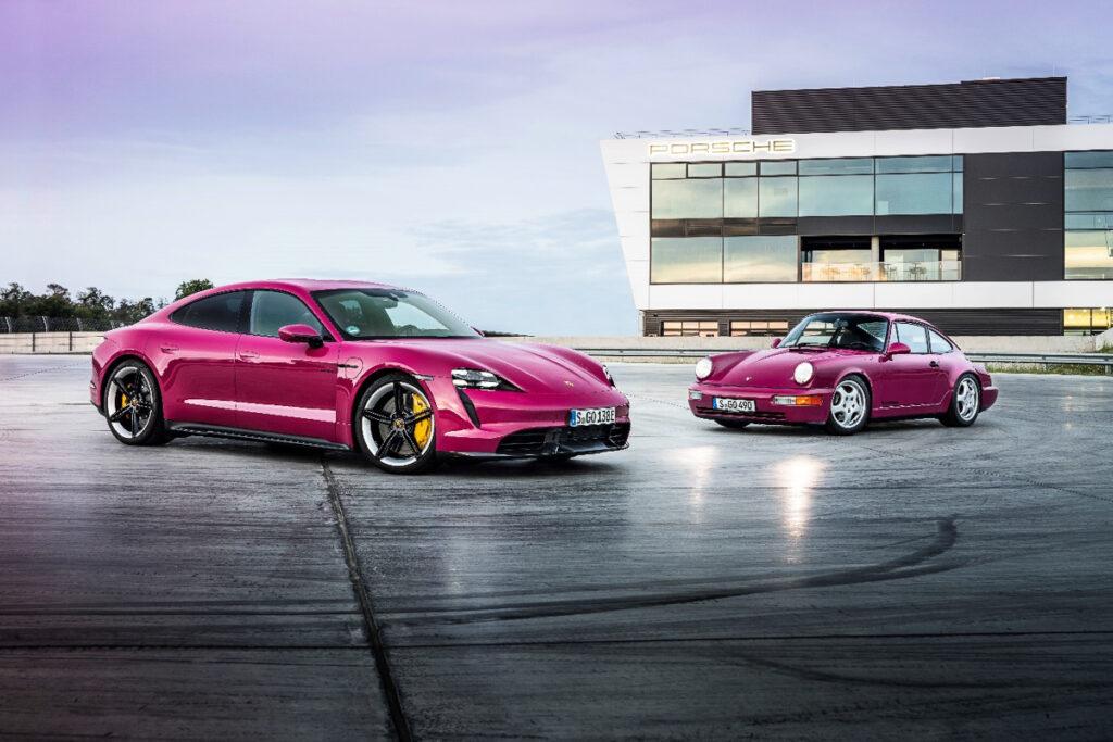 Porsche Taycan 2022-3